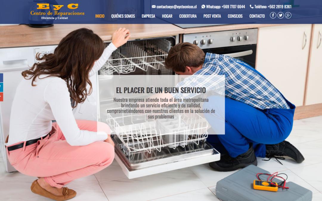 EyC Técnicos, Servicio Técnico de Secadoras en RM