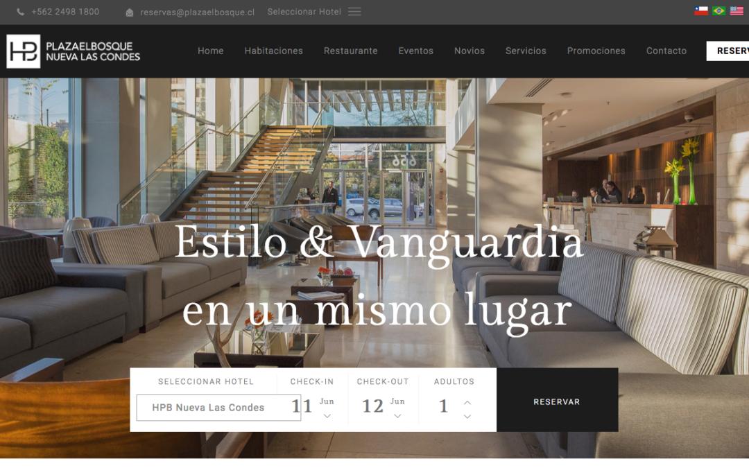 Plaza el Bosque, Las Mejores Suites de Santiago