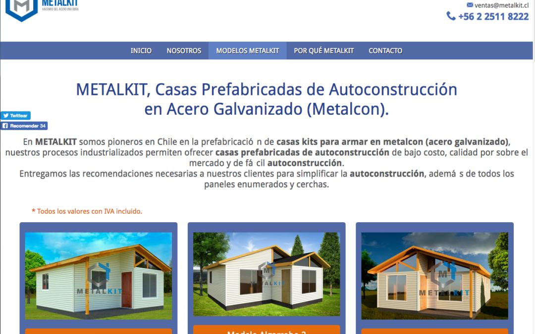 Casas Prefabricadas, Fabricantes de Casas de Metalcom