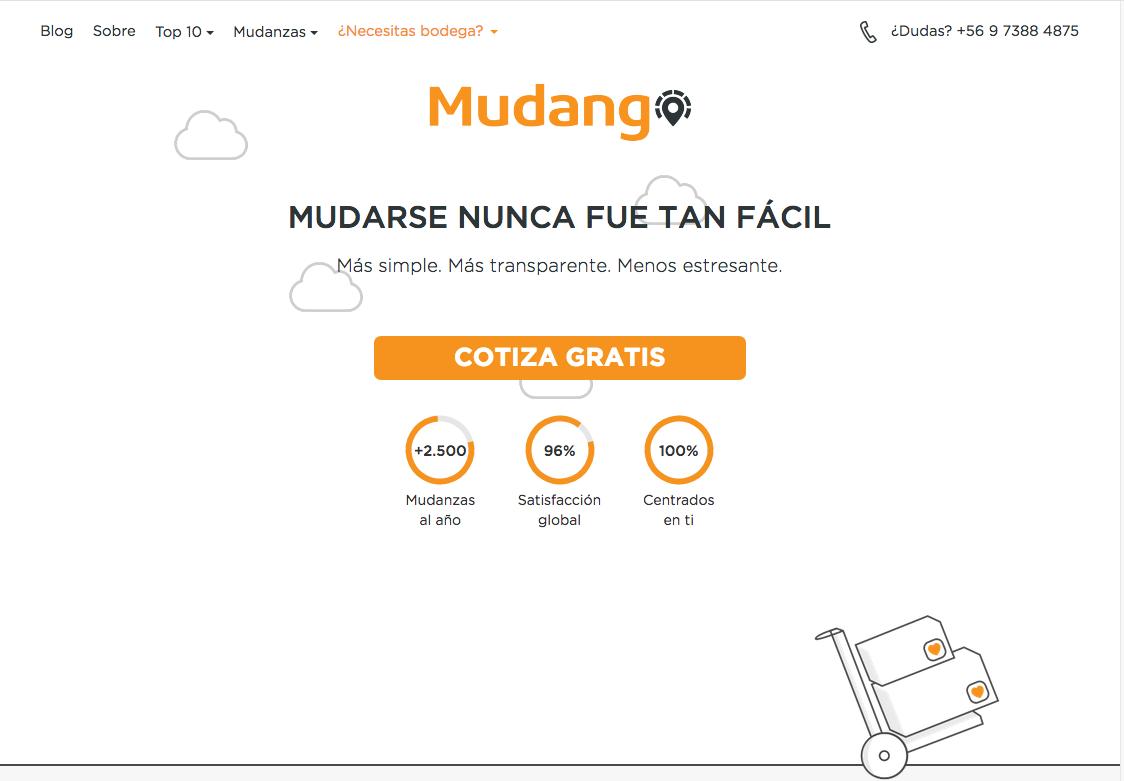 servicio de Fletes y Mudanzas en Santiago