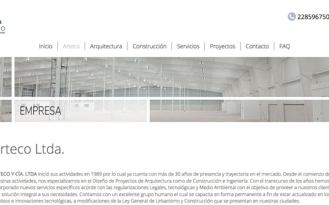 Arteco, Aprobación Proyectos de Basura