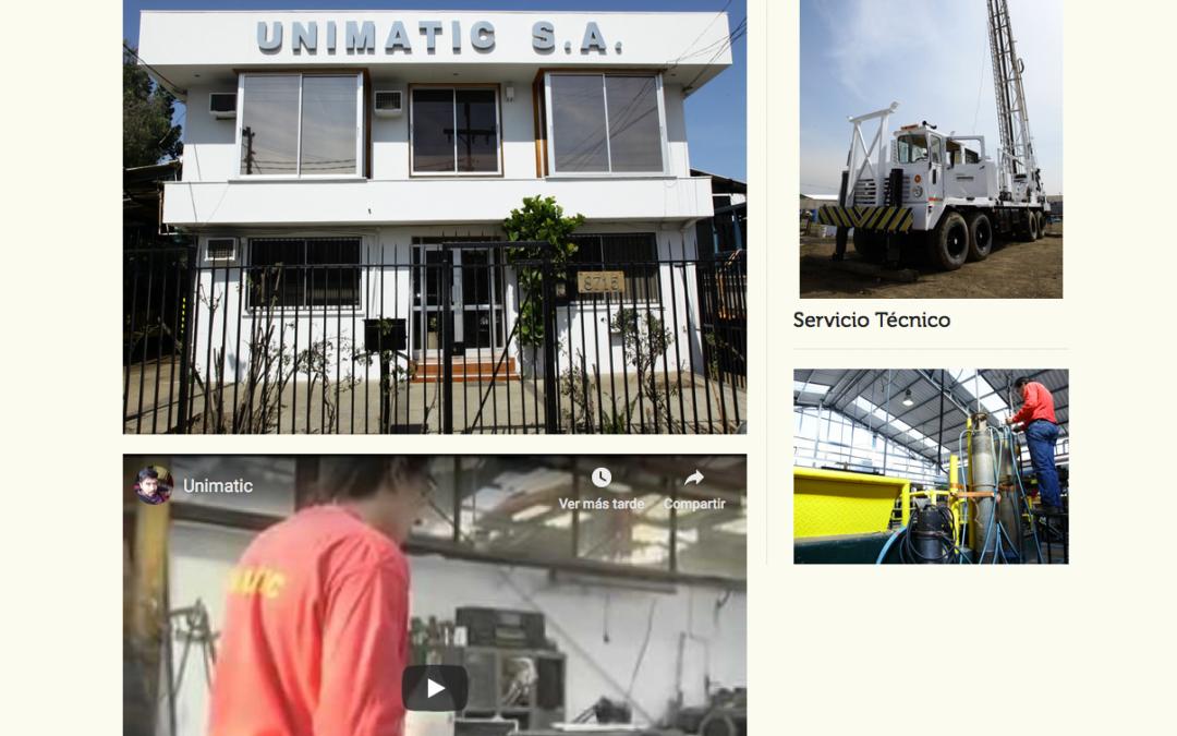 Unimatic, Empresas de Pozos en Santiago
