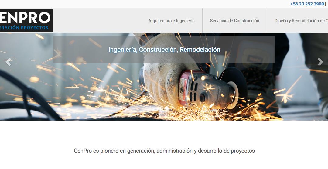 Genpro, Servicio de Diseño de Oficinas
