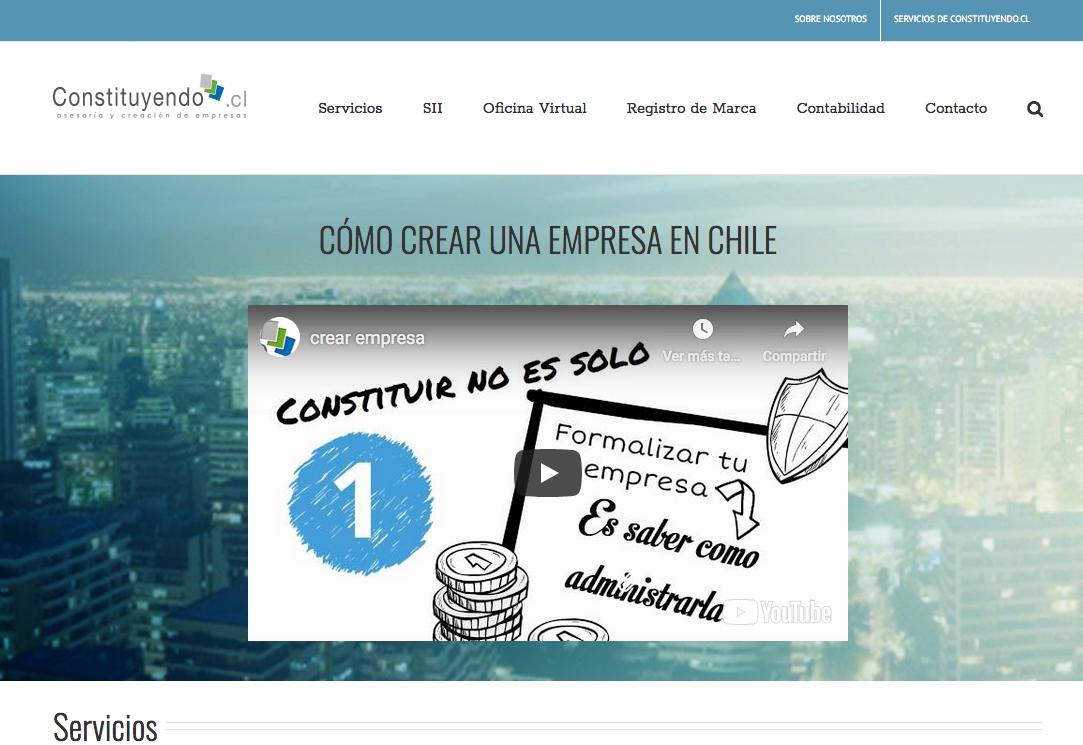 Registro de marca en chile