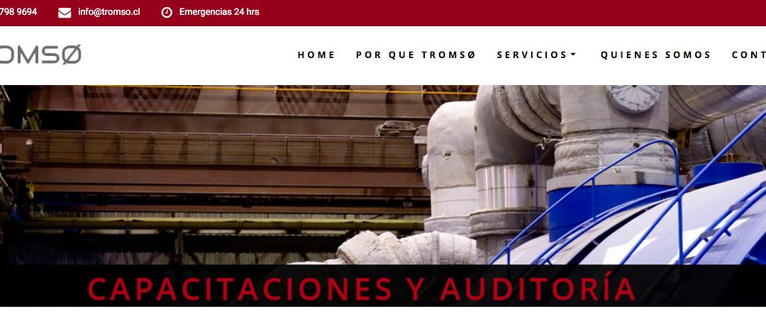 Tromso, servicio de termografía en Chile