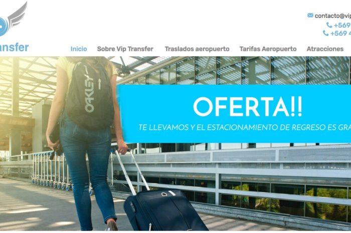 Transfer al Aeropuerto en chile